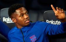 Ansu Fati, convocat per a la selecció sub-21