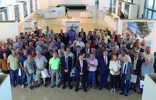 Jornada empresarial del cereal en el Puerto de Tarragona