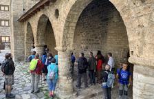 Más de 160 personas en la fiesta senderista de La Vall de Boí