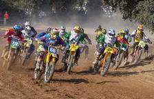 La moto vuelve a rugir en Montgai