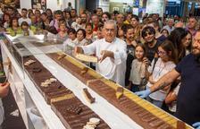 La Fira del Torró d'Agramunt tanca amb xifres rècord de visitants i vendes