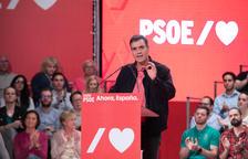 "Sánchez demana ""prou majoria"" per ser investit al desembre"