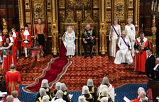 La reina Isabel II expresa el deseo de Johnson de ejecutar el Brexit el 31 de octubre