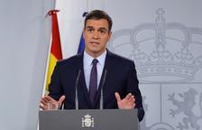 Pedro Sánchez tanca la porta a un possible indult als condemnats