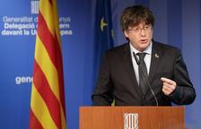 Puigdemont compareix davant la justícia belga arran de l'euroordre