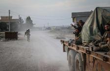 Els Estats Units castiguen ministres d'Erdogan i reclama un alto al foc