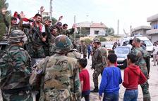Els Estats Units i Ankara acorden un alto el foc en l'ofensiva turca a Síria