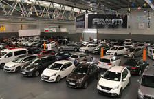 Balaguer exhibe en Firauto más de 200 vehículos de ocasión de 22 expositores
