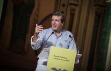 L'escriptor lleidatà Emili Bayo rep el premi València de narrativa