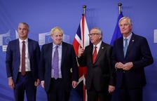 Johnson busca 'in extremis' apoyos para ratificar su acuerdo de Brexit