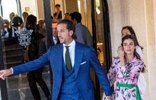 Máxima discreción en la boda de Rafa Nadal y Mery Perelló en sa Fortalesa