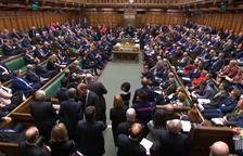 El Parlamento impide una nueva votación sobre el acuerdo del Brexit