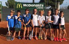 La Lliga McDonald's de tenis celebra la segona jornada