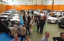 Mollerussa, a punt d'aconseguir un rècord en vendes de vehicles