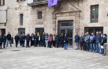 Pobles de Lleida recorden les víctimes del temporal