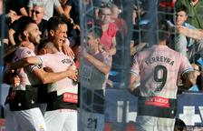Un solitari gol de Bernardo dóna el triomf a un sòlid Espanyol