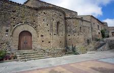 Església romànica de Sant Pere de Talteüll, declarada BCIN.