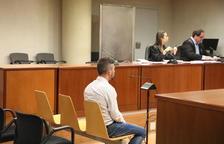 Catorce años y tres meses de prisión por violar a su hijastra en Guissona