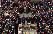 Corbyn cede y permite el adelanto de elecciones al 12 de diciembre