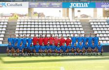 IMÁGENES | ¿Conoces la plantilla del Lleida Esportiu?
