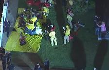 Tres persones assassinades en una festa de Halloween a Califòrnia