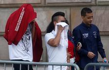 Exculpen La Manada de Manresa de violació perquè la víctima estava inconscient