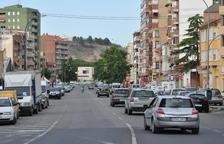Expulsat per oferir droga a guàrdies civils a Fraga