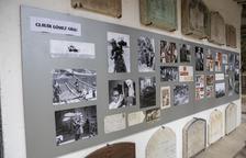 Música i mostres de làpides i fotografies antigues a Cervera