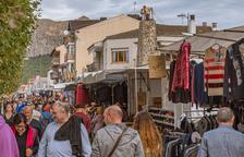 Gastronomia i tradició centren la Fira d'Oliana