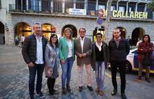 """Artur Mas reivindica """"la fuerza de los votos"""""""