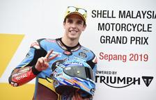 Àlez Márquez, campió del món de Moto2