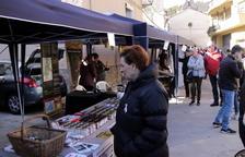 Éxito de visitantes en la Fira de la Sal de Les Avellanes