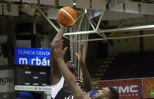 Mbaye cumple 100 partidos el viernes con el Força Lleida