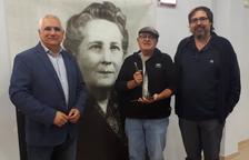 L'entitat Mascançà rep el premi Victorina Vila