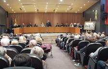 Balaguer homenajea al Sant Crist