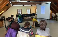 Cursos homologados de reanimación en La Vall de Boí