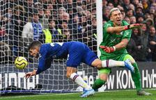 Triunfos de Leicester y Chelsea