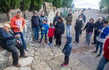Sant Martí de Maldà hereta un parc artístic