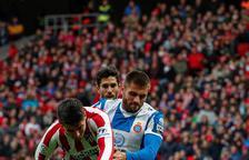 El Espanyol sigue a la deriva en la Liga