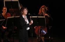 Jane Birkin 'reviu' Gainsbourg al Temporada Alta