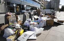 Los 30 alcaldes de la Noguera exigen solucionar ya la huelga de la basura