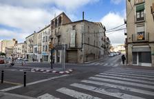 Cervera remodela la avenida Catalunya y la calle Victòria