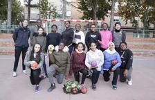 L'Associació Lleidatana, en col·laboració amb l'escola Balàfia, crea un equip infantil amb alumnes que no havien practicat mai esport