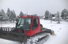 L'esquí nòrdic estrenarà avui la temporada i Baqueira estudia avançar-la una setmana