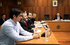 Rodrigo Lanza, declarat culpable d'homicidi pel 'crim dels tirants'