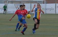 L'Andorra B es deixa dos punts a Torrefarrera