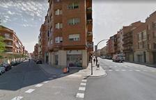 Detingut per amenaçar el seu cunyat i pegar amb cops de puny a dos agents a Lleida