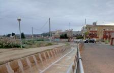Pinyana repara grietas a lo largo de un kilómetro de acequia en Rosselló
