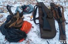 Denunciados en el Pallars Jussà por cazar rebecos sin permiso