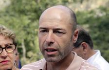 El alcalde de Sant Esteve, presidente del consejo de alcaldes del Jussà